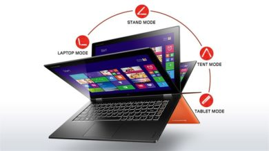 Photo of The Lenovo Yoga 2 Pro