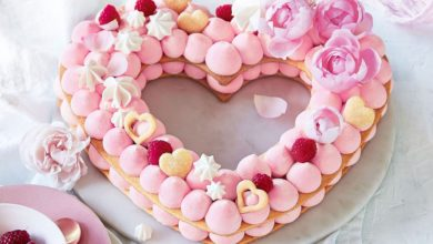Photo of How to Make a Day of Your Partner With Right Love Heart Cake?