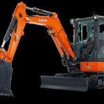 Kubota U35-4 Mini Excavator