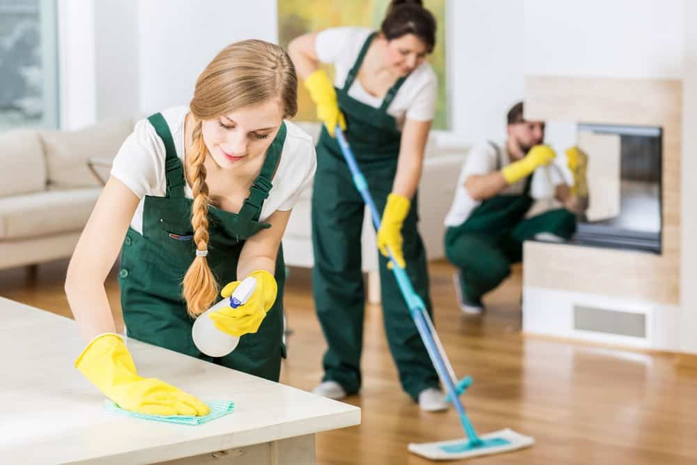 Get The Deep Cleaning Services