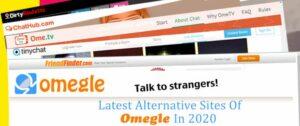 Omegle Alternative Sites