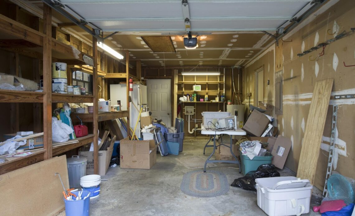 Creating a Garage Office for Big Ideas