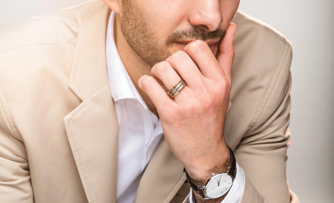 Buy Better Men's Engagement Rings