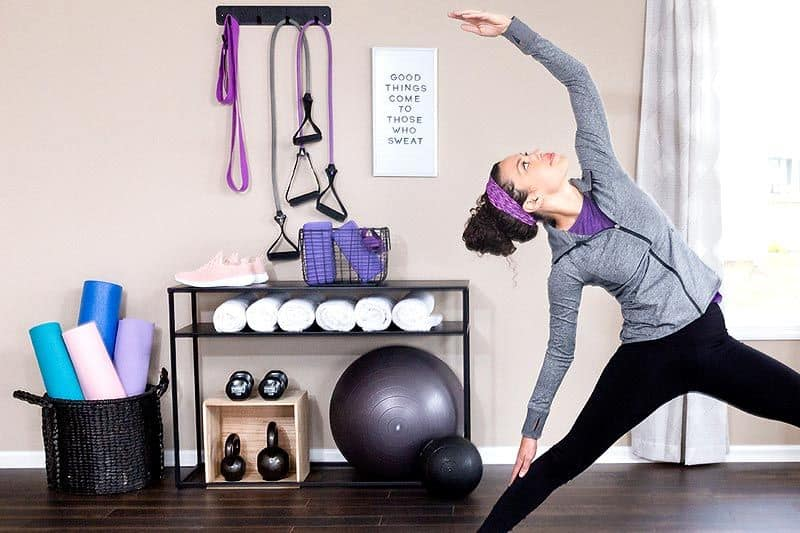 5 Best Equipment for a Home Workout 2021