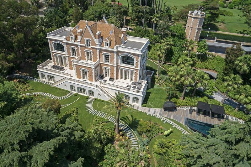 Luxury Real Estate in France and Europe