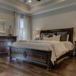 Make the beds and, generally speaking, keep your house tidy to increase your chances of attracting buyers.