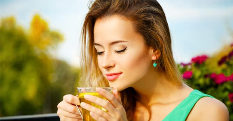 Use Green Tea for the Skin