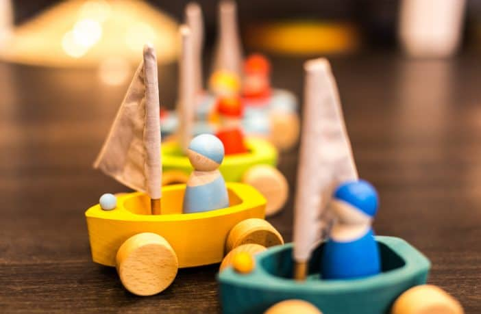 Advantages of Buying Non Toxic Baby Toys