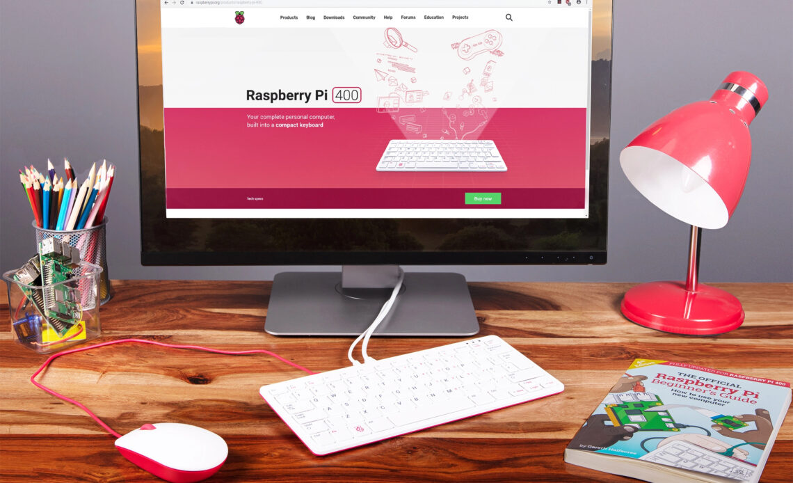 Should you choose Raspberry Pi's all-in-one pc?