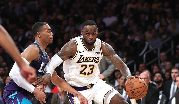Who can stop the Lakers marching towards their 18th title?