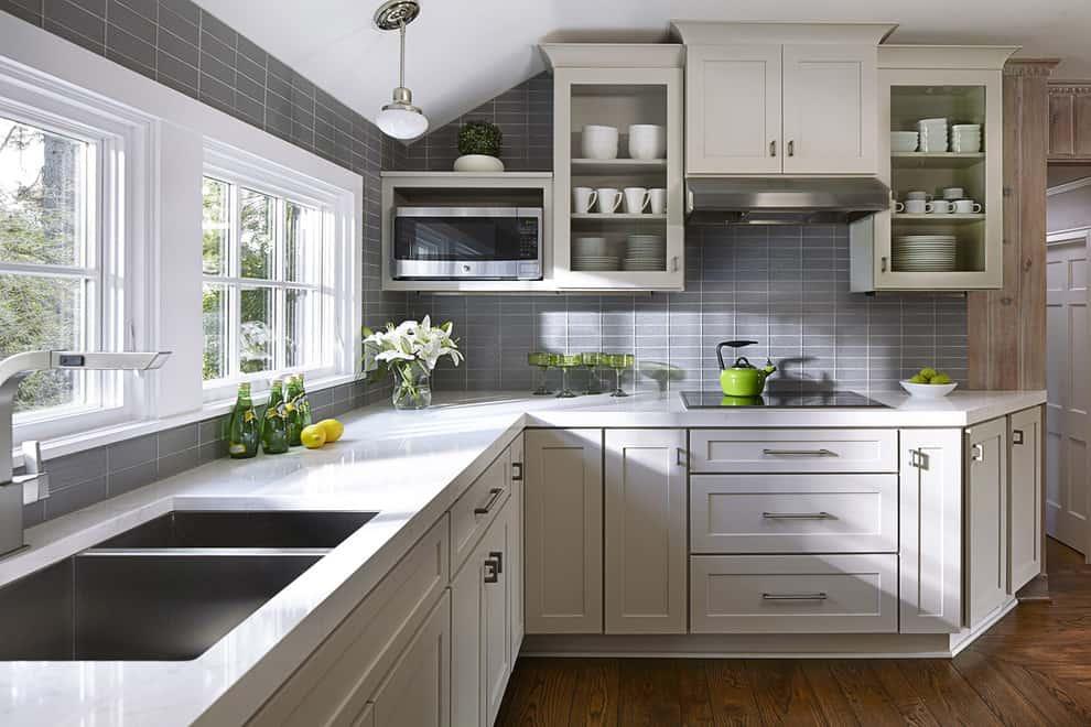 5 Kitchen Countertop Materials