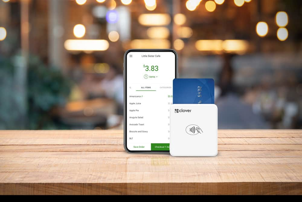 Mobile Credit Card Processing and Why to Choose Clover's Mobile Credit Card Reader