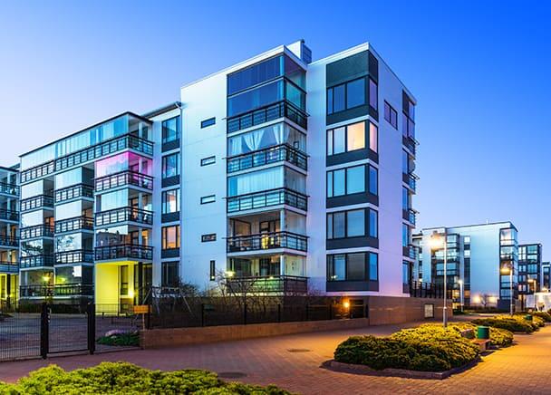 Areas That Need Regular Maintenance in Residential Tower Blocks