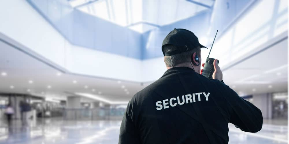 Why Your Business' Armed Guards Need Regular Training