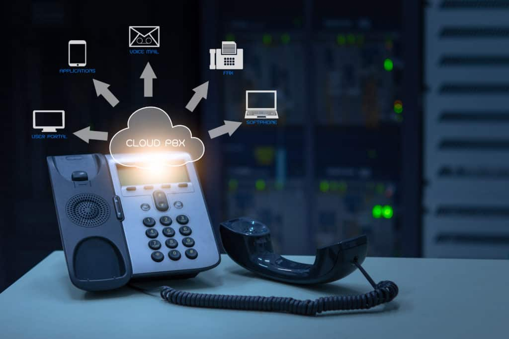 Business Phone Systems Go to the Internet and Beyond