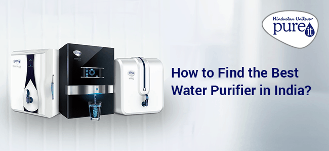 How to Find the Best Water Purifier in India?