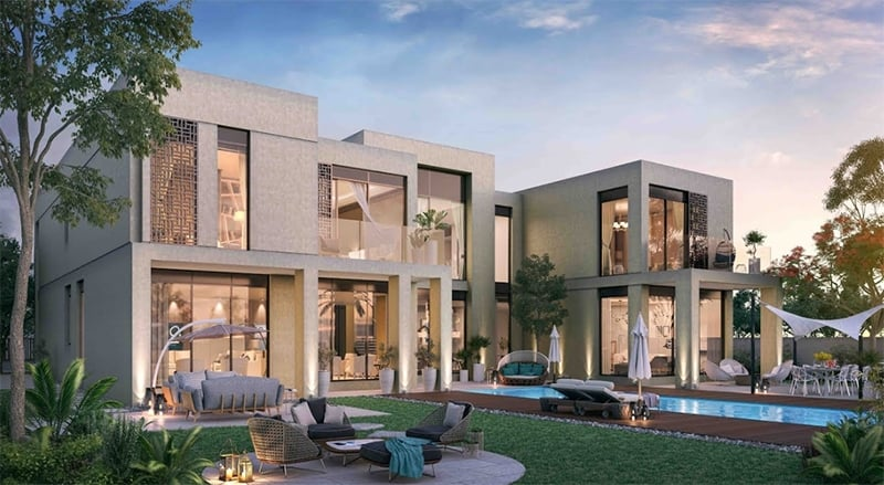 Villas Versus Apartments in Dubai