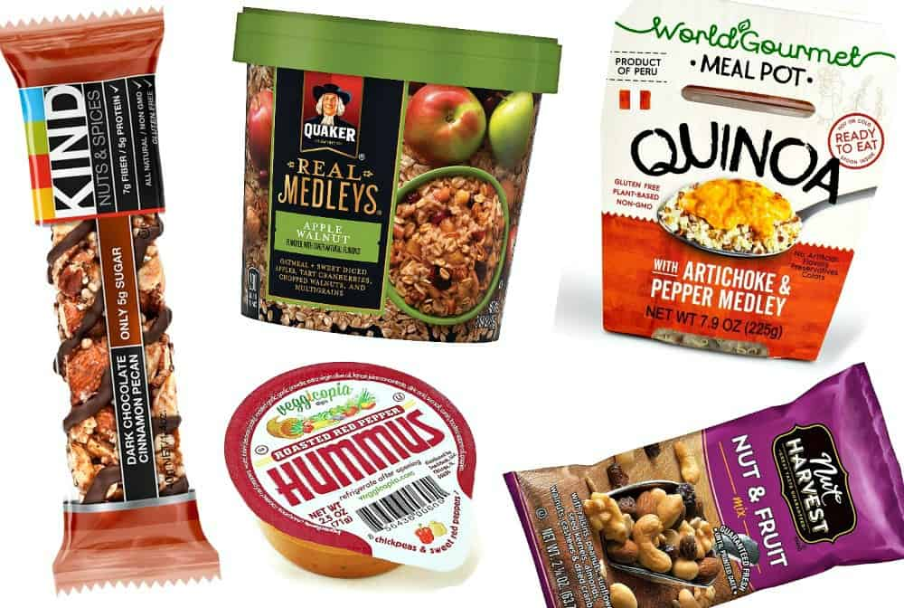 Healthy Snacks to Take Along While Going For a Trip